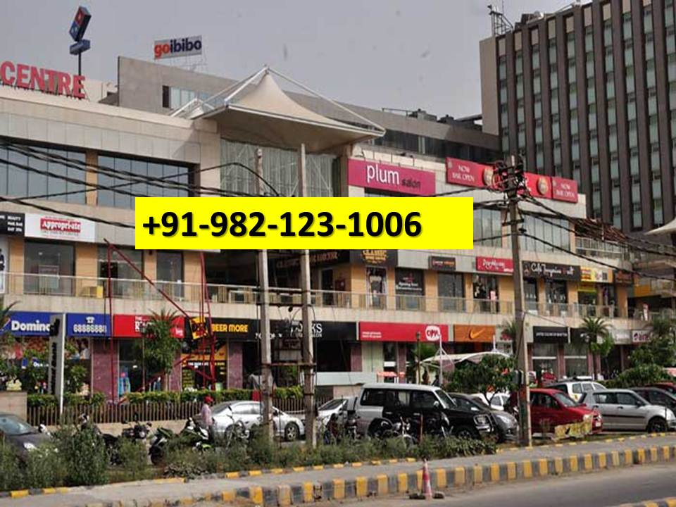 Good earth city center for rent in Gurgaon