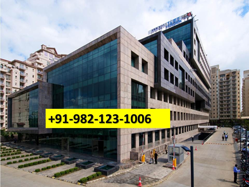 pre leased property for sale at Time Tower M G Road Gurgaon