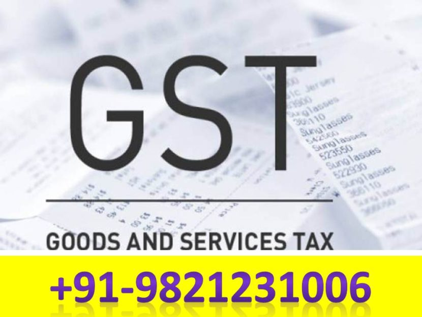 GST bill benefit to Real Estate,