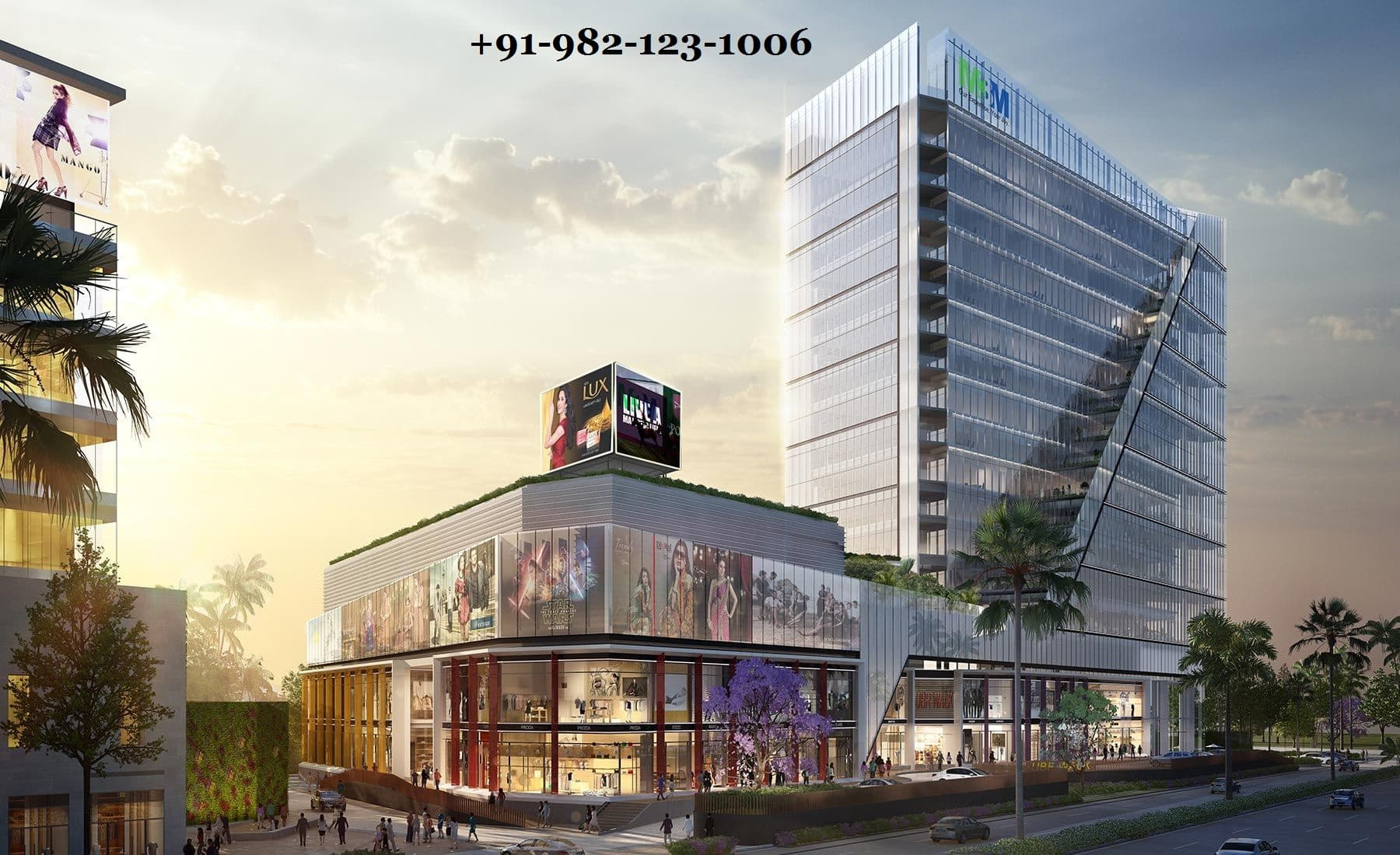 Pre leased Multiplex for sale in gurgaon